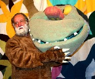 Bob Ziemer as Mel in Where the Wild Things Are